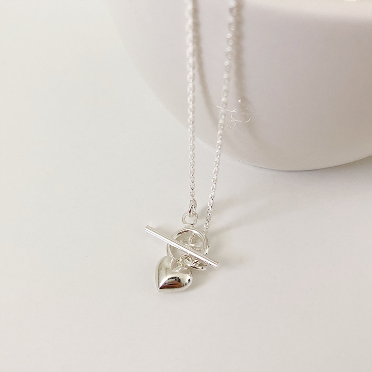 [자체제작] 925silver 2 design pendant necklace